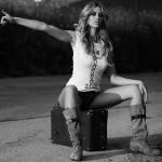 Elena Santarelli Testimonial per Kris'n'Kris Capsule